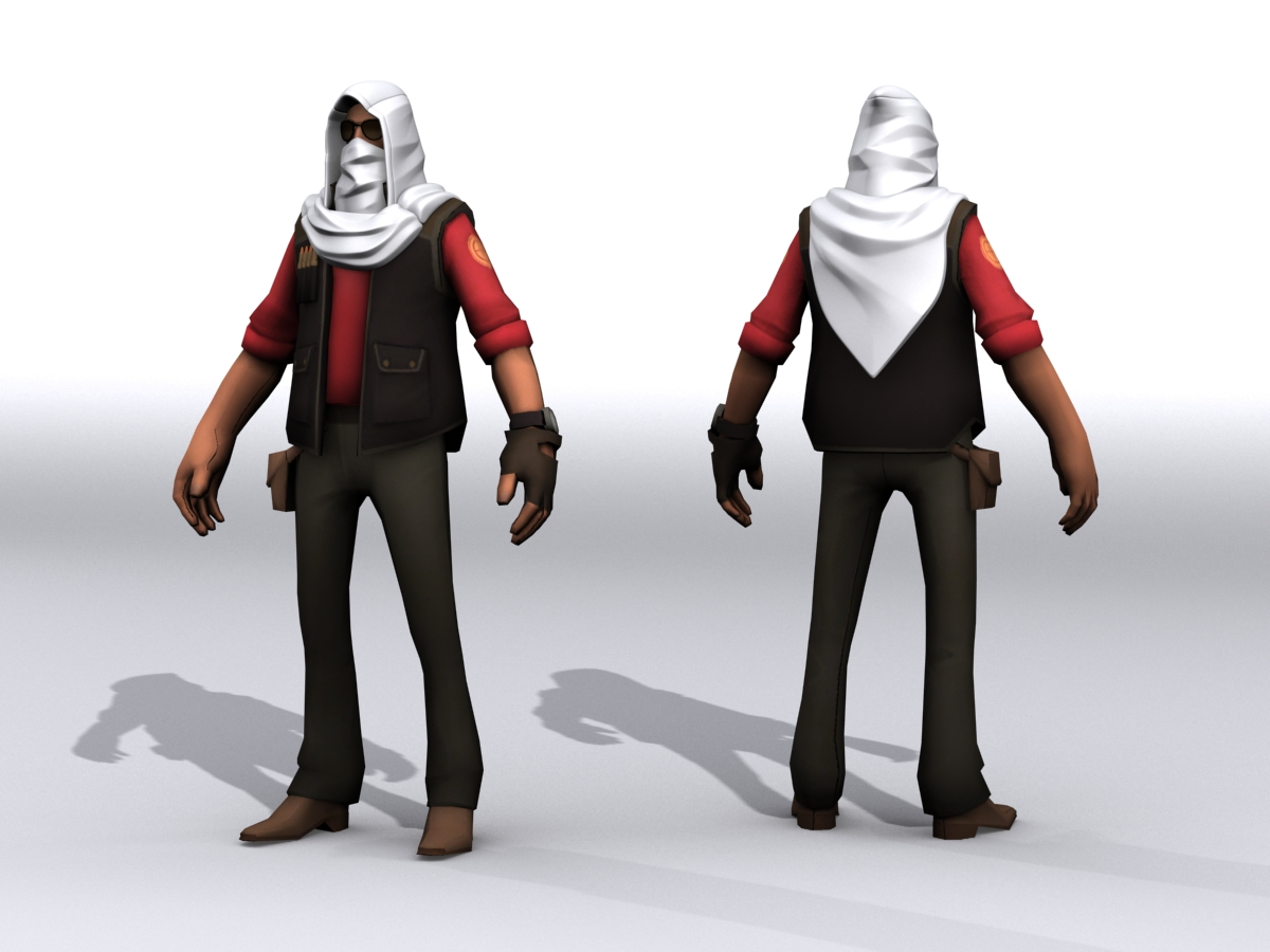 How to get free tf2 item the dread hiding hood - Http Wiki Tf2 Com Wiki Baronial_bouncer